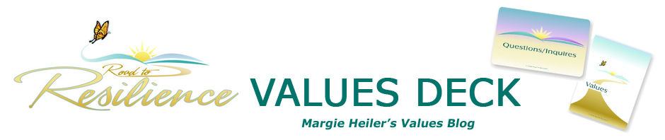 Values Deck